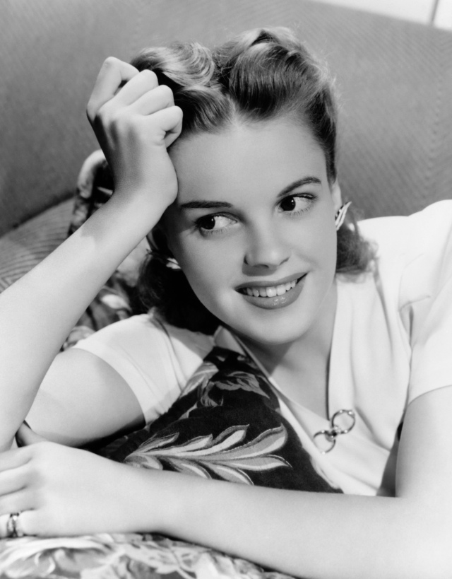 Judy Garland and The Wizard of Oz