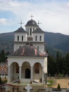 manastirea Caraiman...