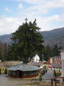 a special place in Busteni...Romania